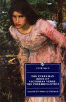 Everyman Book of Victorian Verse: The Post-Romantics - Everyman (Paperback)