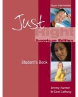 Just Right Upper Intermediate (Paperback)