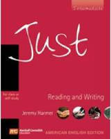 Just Reading and Writing Intermediate (AME) (Paperback)