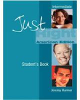 Just Right Intermediate (Paperback)