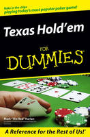 Texas Hold'em For Dummies (Paperback)