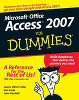 Access 2007 For Dummies (Paperback)