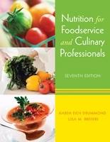Nutrition for Foodservice and Culinary Professionals (Hardback)