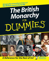 The British Monarchy For Dummies (Paperback)