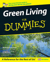 Green Living For Dummies (Paperback)
