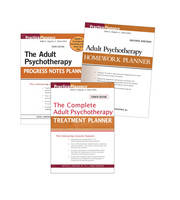The Complete Adult Psychotherapy Treatment Planner: WITH Adult Psychotherapy Homework Planner, 2r.e. - PracticePlanners (Paperback)