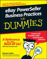 eBay PowerSeller Business Practices For Dummies (Paperback)