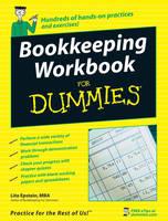 Bookkeeping Workbook For Dummies (Paperback)