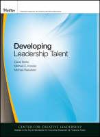 Developing Leadership Talent (Paperback)