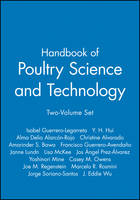 Handbook of Poultry Science and Technology: Set (Hardback)