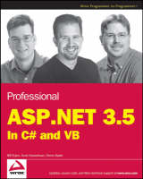 Professional ASP.NET 3.5: In C# and VB (Paperback)