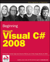 Beginning Microsoft Visual C# 2008 (Paperback)