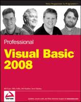 Professional Visual Basic 2008 (Paperback)