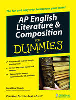AP English Literature and Composition For Dummies (Paperback)