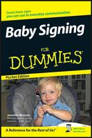 2007 Baby Signing for Dummies, Target One Spot Edition