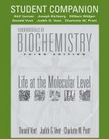 Fundamentals of Biochemistry: Student Companion: Life at the Molecular Level (Paperback)