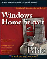 Windows Home Server Bible - Bible (Paperback)