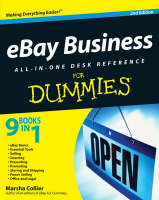 eBay Business All-in-one Desk Reference For Dummies (Paperback)