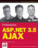 Professional ASP.NET 3.5 AJAX (Paperback)