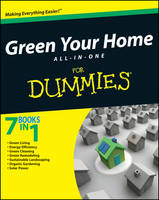 Green Your Home All-in-One For Dummies (Paperback)