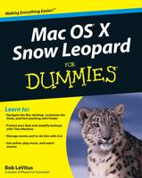 Mac OS X Snow Leopard For Dummies (Paperback)