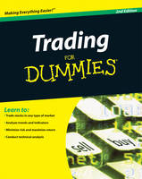 Trading For Dummies (Paperback)