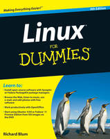 Linux For Dummies (Paperback)