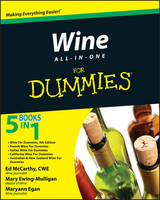 Wine All-in-One For Dummies (Paperback)