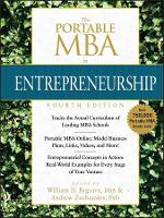 The Portable MBA in Entrepreneurship - The Portable MBA Series (Hardback)