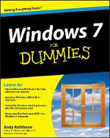 Windows 7 For Dummies (Paperback)