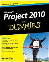 Project 2010 For Dummies (Paperback)