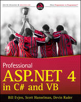 Professional ASP.NET 4 in C# and VB (Paperback)