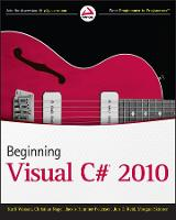 Beginning Visual C# 2010 (Paperback)