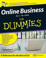 Online Business All-in-One For Dummies (Paperback)
