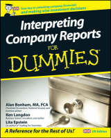 Interpreting Company Reports For Dummies (Paperback)