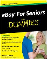 eBay For Seniors For Dummies (Paperback)
