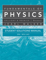 Fundamentals of Physics: Student Solutions Manual (Paperback)