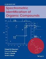 Spectrometric Identification of Organic Compounds (Paperback)