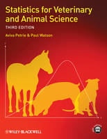 Statistics for Veterinary and Animal Science (Paperback)