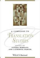 A Companion to Translation Studies (Hardback)