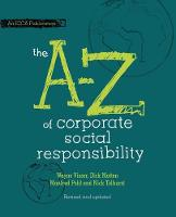 The A to Z of Corporate Social Responsibility (Paperback)