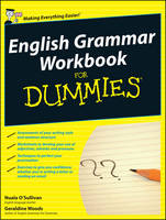 English Grammar Workbook For Dummies (Paperback)