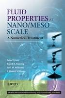 Fluid Properties at Nano/Meso Scale: A Numerical Treatment - Microsystem and Nanotechnology Series (ME20) (Hardback)