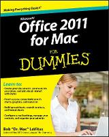 Office 2011 for Mac For Dummies (Paperback)