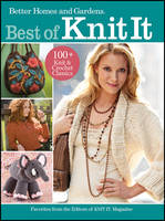 Best of Knit It!: Favorites from the Editors of Knit It Magazine - Better Homes and Gardens Crafts (Paperback)