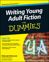 Writing Young Adult Fiction For Dummies (Paperback)