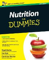 Nutrition For Dummies (Paperback)