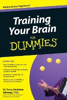 Training Your Brain For Dummies (Paperback)