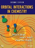 Orbital Interactions in Chemistry (Hardback)