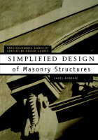 Simplified Design of Masonry Structures - Parker/Ambrose Series of Simplified Design Guides (Paperback)